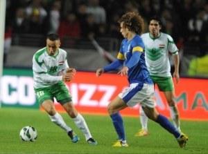 Osama Takes On Brazil's David Luis