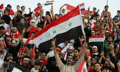 Football Is The Only Source Of Happiness To Many Iraqis