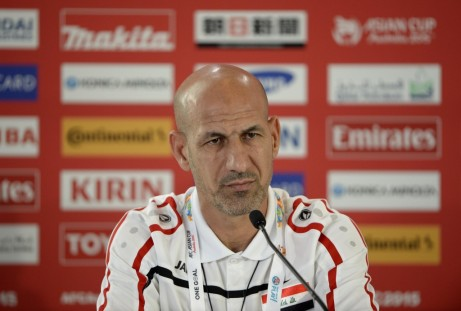 Radhi Shenaishil Guided Iraq To The Semi-finals
