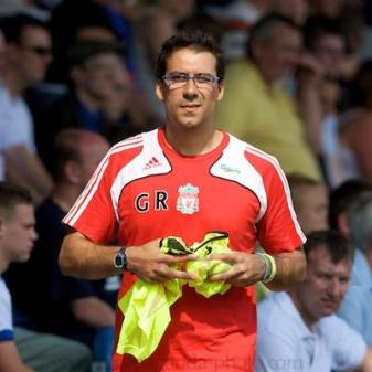 Gonzalo worked for Rafa Benitez at Liverpool