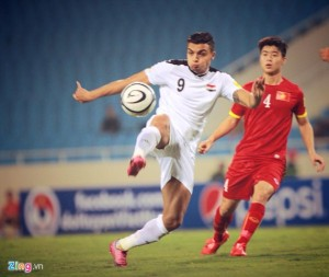 Ahmed Yasin Had A Poor Game By His Standards