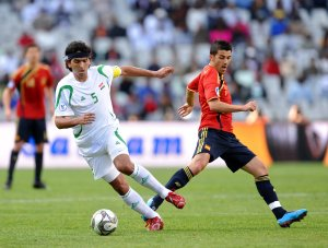 Spain+v+Iraq+FIFA+Confederations+Cup+L7HzDCzxJfux