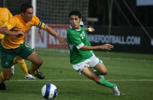 AFC Final Round 2008 ? Third (Final) Stage - Australia (AUS) vs Iraq (IRQ)