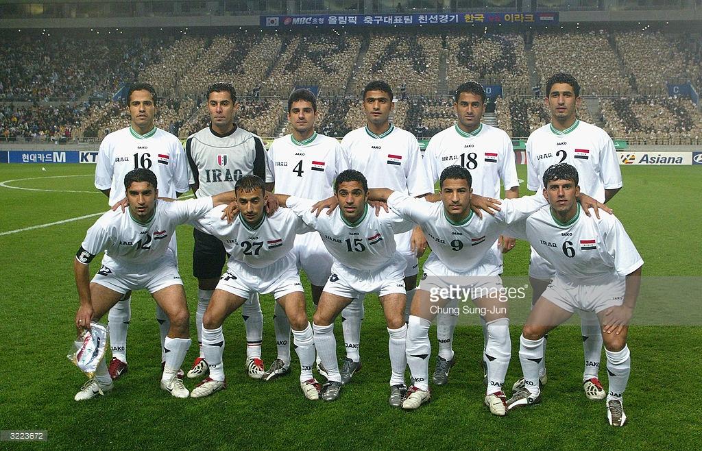 "Feature  ""Iraq s 2004 Olympics Respite"" – IRAQ FOOTBALL ee2e73928"