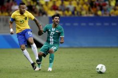 Brazil-v-Iraq-Olympic-Football-Group-A