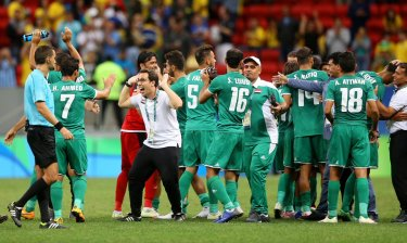 RIO 2016 Match Review: Iraq 0:0 Brazil – IRAQ FOOTBALL