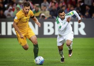 Football Soccer - Australia v Iraq - World Cup 2018 Qualifier - Perth, Australia