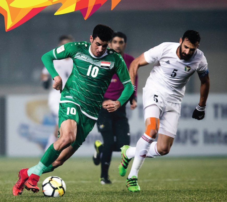 Youth Football – IRAQ FOOTBALL
