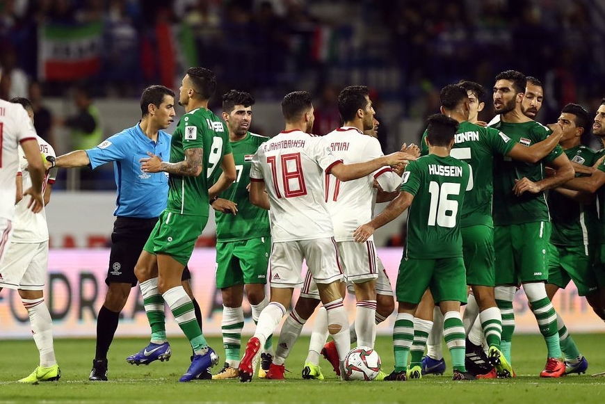 Corruption – IRAQ FOOTBALL